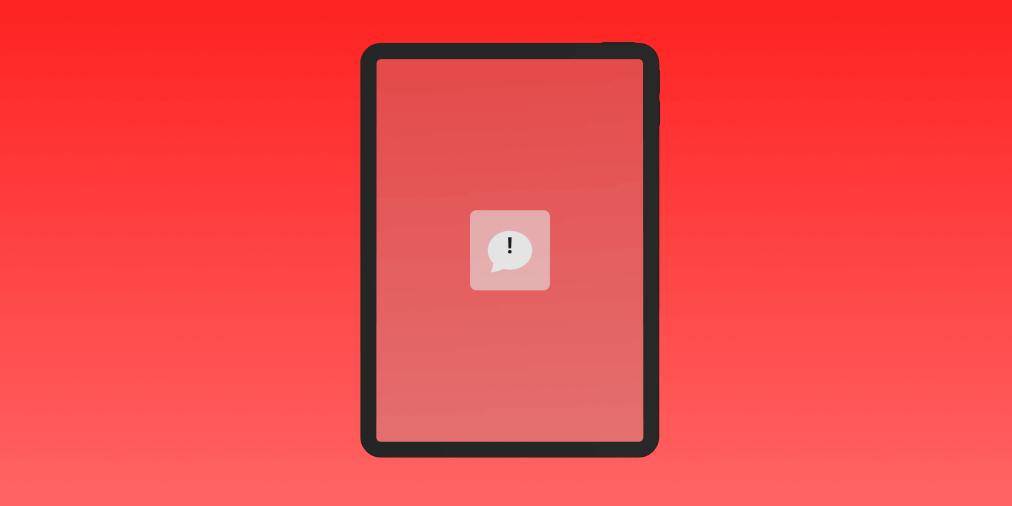 Block Spam Texts on iPad