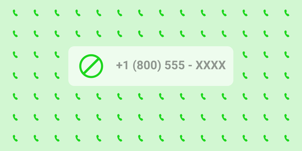Stop Spam Texts from Different Numbers